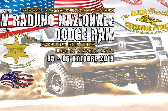 IV Raduno Dodge Ram al Daytona Beach Jesolo 2K19